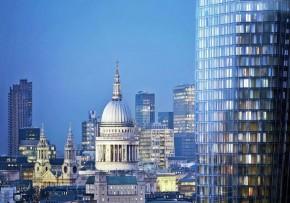 伦敦One Blackfriars布莱克法尔一号,全新大房单间一厨一卫