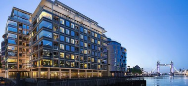 Landmark place 伦敦金融水岸传奇珍稀豪华公寓,一室一厅一厨一卫