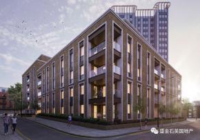 维斯公寓:58万镑入住伦敦一区威斯敏斯特