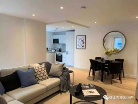 租房钜惠两居室650镑/周 伦敦1区6条地铁线汇集
