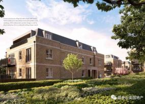 温布尔登花园:伦敦西南贵族的都市花园 顶级公私校资源集聚